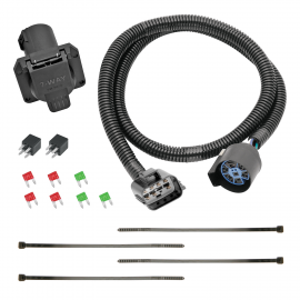 Chevrolet Traverse Trailer Wiring Harness from www.towuniverse.com