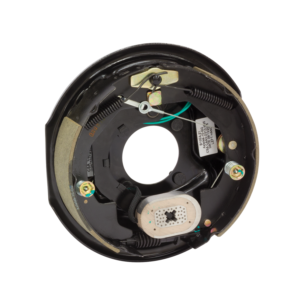 """10/"""" x 2-1//4/"""" Right Hand Trailer Electric Brake Assembly"""