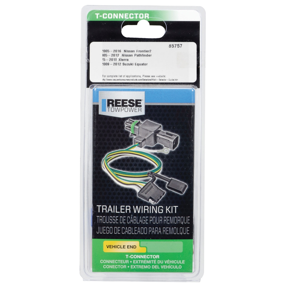 2016 Nissan Frontier Trailer Wiring Harness from www.towuniverse.com