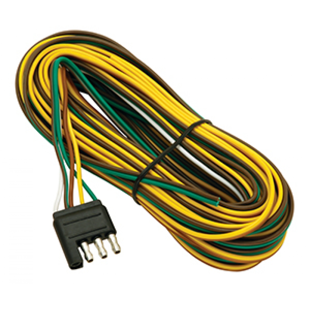 Wesbar 4-Flat Wiring Harness Tow Plug Kit Trailer End ... on towing stone guards, dodge ignition wire harness, car towing harness, towing light harness, towing wiring connectors, towing accessories, towing cable, ford focus trailer harness,
